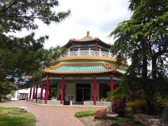 Pagoda & Oriental Garden