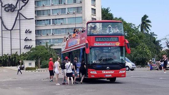Havana Bus Tour