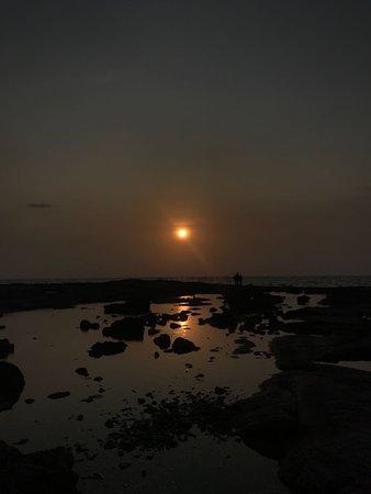 Anjuna Beach: Sunset