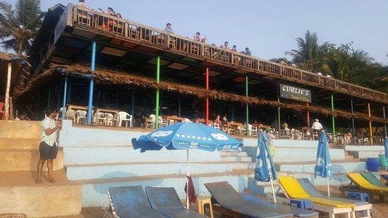 Anjuna Beach: Shack