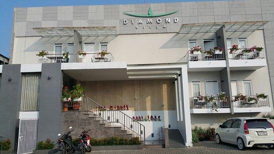 villa murah lembang
