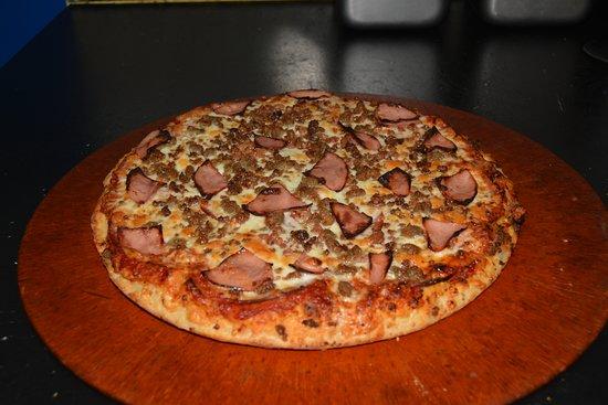 Parthenon Pizza