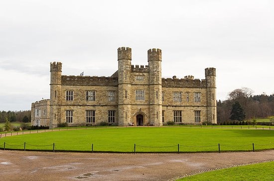 Leeds Castle, Canterbury Cathedral...