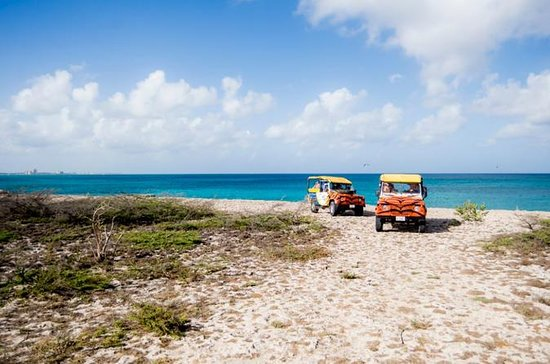 Aruba Off-Road Island Tour: Arikok...
