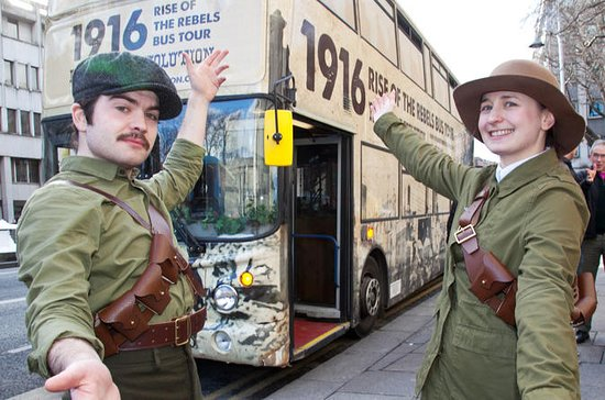 1916 Rise of the Rebels Historic Bus...