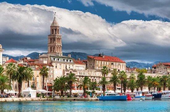 Demi-journée à Split et Trogir au...