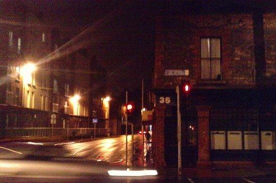 Northside Ghost Walk Tour i Dublin