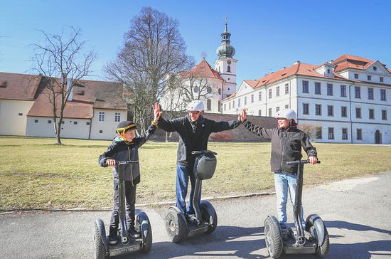 Prague Monasteries: 1.5-Hour Segway ...