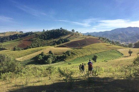 Kalaw til Inle Trekking Tour