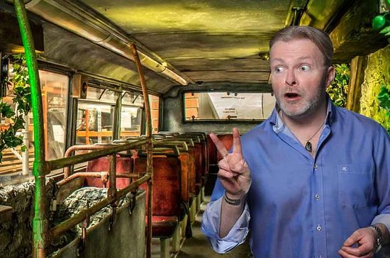 Dublin Comedy Sightseeing bus tour