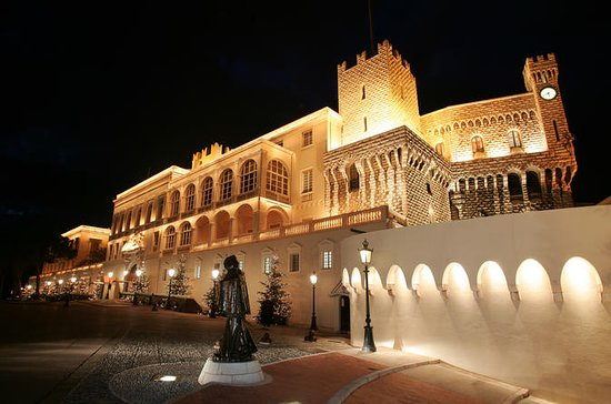 Monte Carlo & Monaco By Night