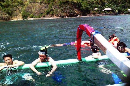 Bali Activity: Blue Lagoon and Amuk ...