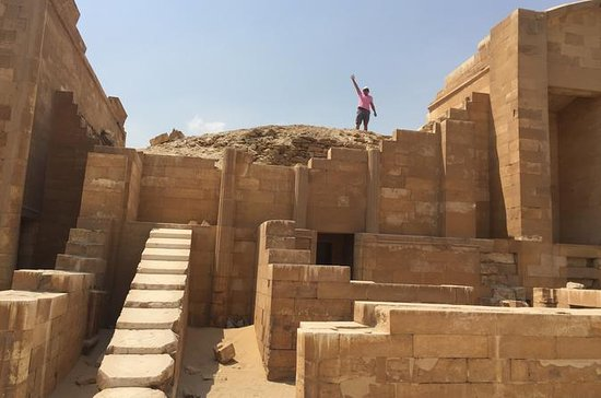 Half Day Guided Tour to Sakkara and...