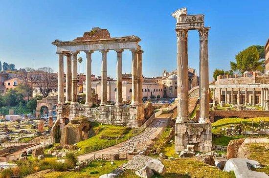 Colosseum, Forum och Circus Maximus