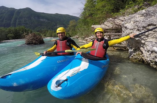 Kayak Course on Soca River