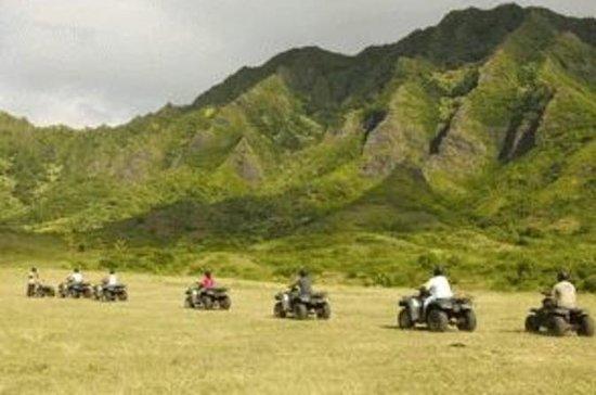 Kualoa Ranch ATV-rondleidingen