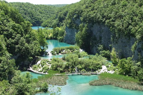 Plitvice Lakes National Park...