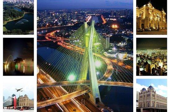7-stündige Übersicht São Paulo City...