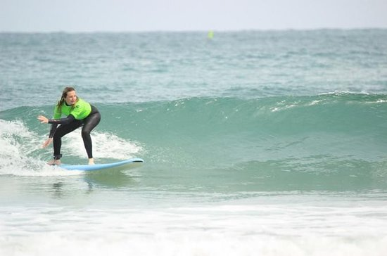 Private One on One Surf Lesson in...