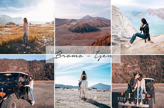Malang Bromo and Ijen Tour 4D3N