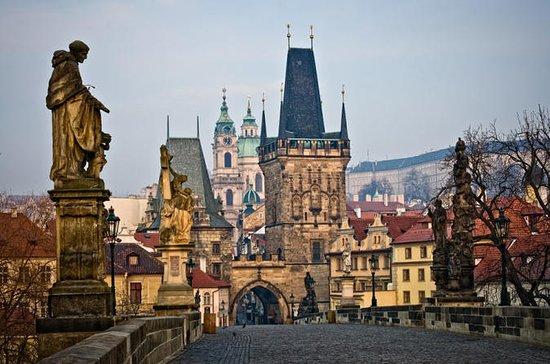 Old Town Charles Bridge Tower Entrance Ticket in Prague