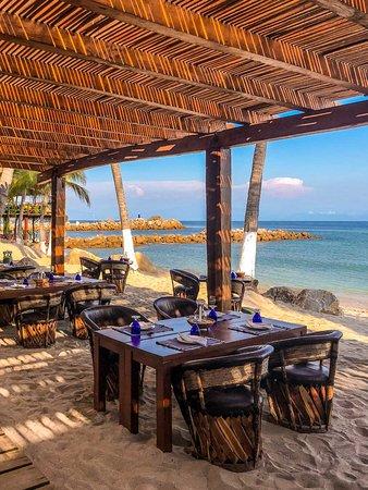 La Pescadora Formerly The Blue Shrimp: The Blue Shrimp Punta Mita • www.DemitaRG.com