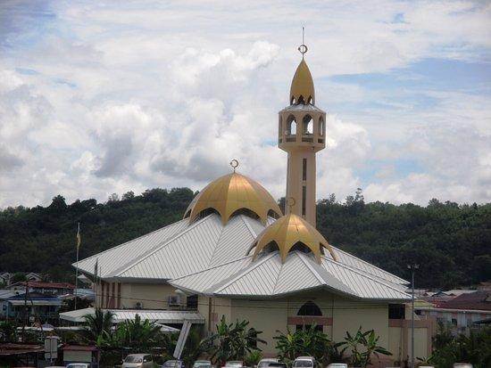 Masjid Al-Muhtadee Billah, Sungai Kebun