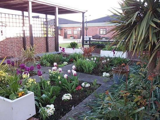 Earnley, UK: The secret garden