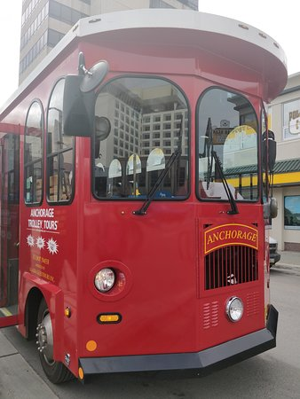 ‪Anchorage City Trolley Tours‬
