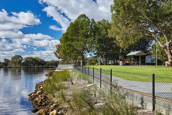 Ascot, Australia: Enjoy the river and greenery surrounds.