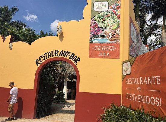 Pueblo Maya张图片