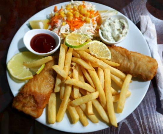 جزين, لبنان: Fish Tempura #ABOUATAYA #JEZZINE 