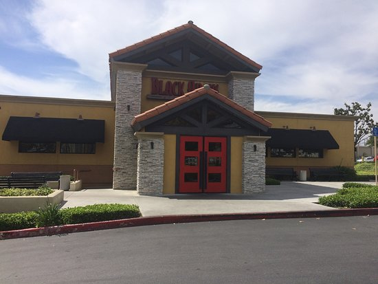 Whittier, CA: Outside view.
