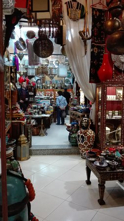 Medina of Tangier : Full of wonders
