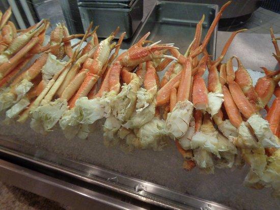 Bacchanal Buffet: Crab Legs