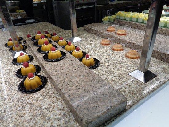 Bacchanal Buffet: Desserts
