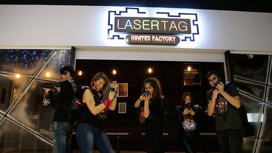 Sinaia Laser Tag