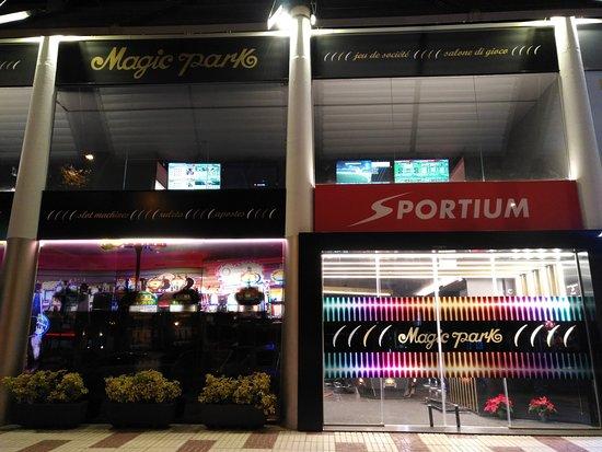 Magic Park - Sportium