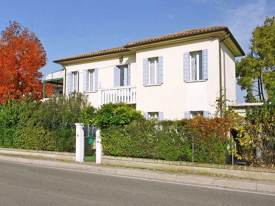 Casier, Italia: Esterno B&B Villa Gabri