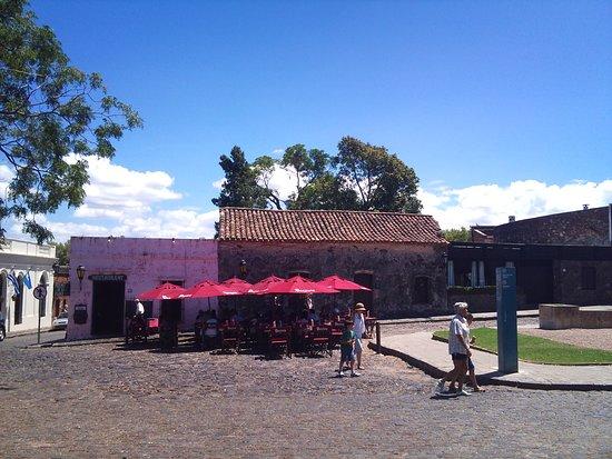 Pulperia de los Faroles: Restaurant exterior