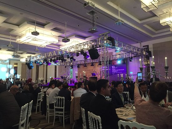Bilkent Hotel and Conference Center: TCDD Gala-1