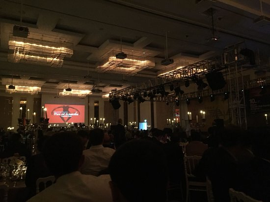 Bilkent Hotel and Conference Center: TCDD Gala-3