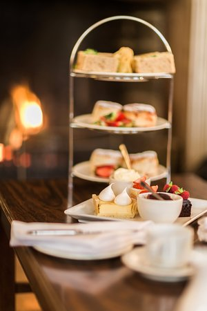 Yealmpton, UK: Afternoon Tea at Kitley