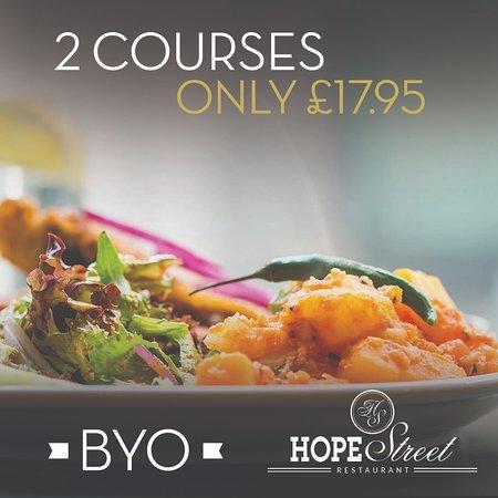 Restaurant Hope Street Belfast