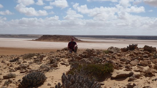 Laayoune-Boujdour-Sakia El Hamra Region, Maroko: Aussicht vom Camp