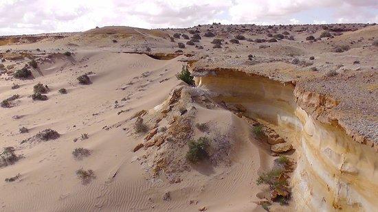 Laayoune-Boujdour-Sakia El Hamra Region, Maroko: Tah Niederung