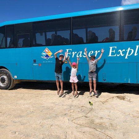 Tour di 2 giorni a Fraser Island da Hervey Bay Photo