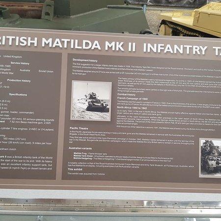 Cairns Region, Australia: The Australian Armour & Artillery Museum