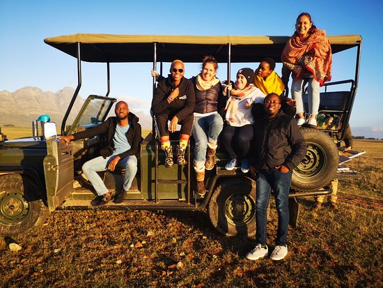 Bartholomeus Klip Farmhouse: Game Drive!