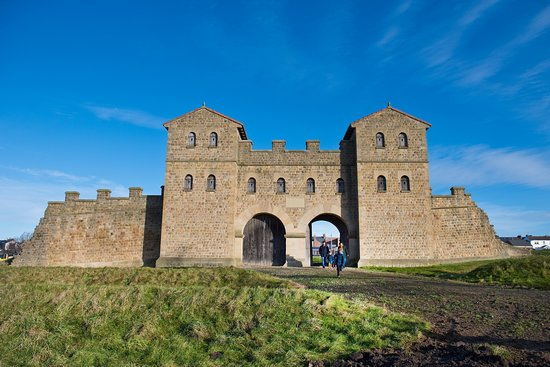 South Shields, UK: the West Gate